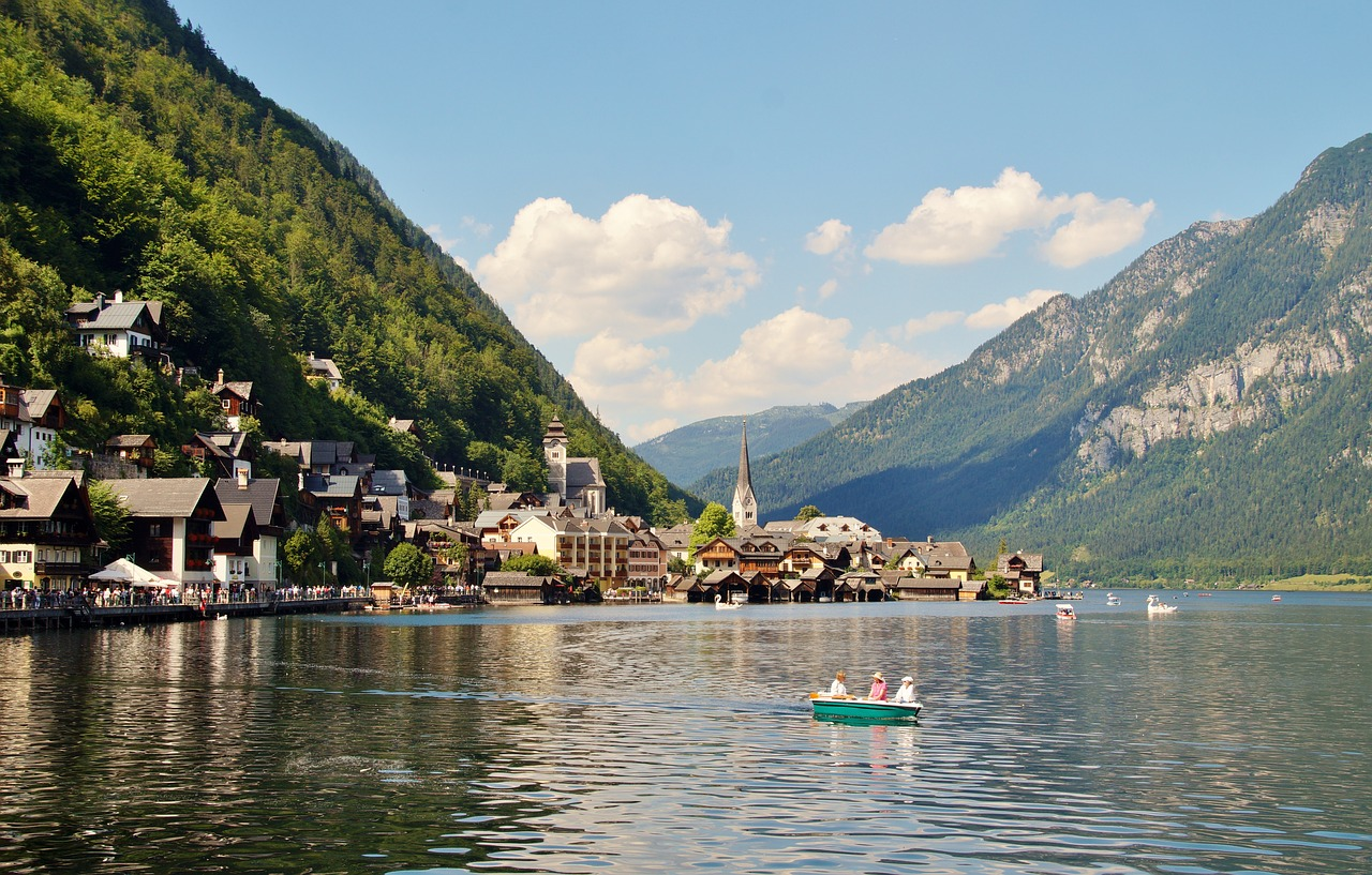 things to see in hallstatt